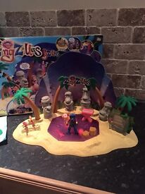 Zingzillas light up stage playset with sounds
