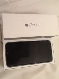 Apple I Phone 6. 16GB Silver in colour, very good condition. EE / orange.
