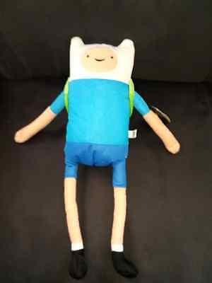 Adventure Time Finn Plush