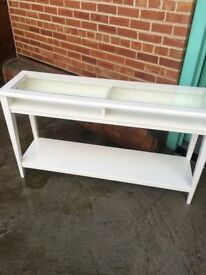 Ikea Liatorp console table for sale