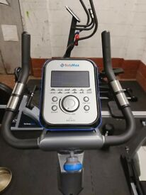 Bodymax U60 Exercise Bike. Near new condition.