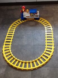 Tomy Childs Ride-On Train