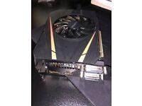 Gigabyte nvidia 3GB 1060 OC ITX