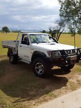 2000 Nissan Patrol Ute Townsville Townsville City Preview