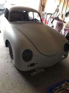 Porsche 356 / 911 WANTED TOP DOLLAR  OR MUSTANG FASTBACK