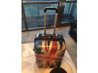 (Sold) Union Jack suitcase / luggage (24inch) £30