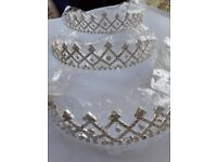 tiaras(what i would call medium) selling separate