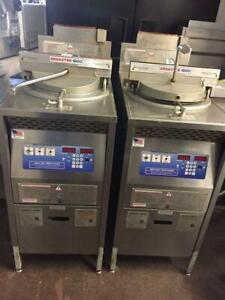 Like New Broaster 1800GH Pressure Fryer - Save $8000 On New!