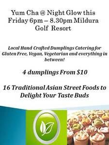 Night Glow Yum Cha This Friday 6pm - 8.30pm Irymple Mildura City Preview