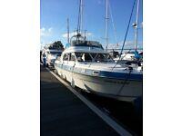 Fairline 36 Turbo motor boat