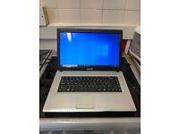 Samsung R519 windows 10 pro plus office package wifi webcam warranty included cheap laptop