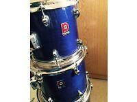 Premier XPK 5 piece English built drum kit