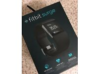 FitBit Surge - Size Small - Black