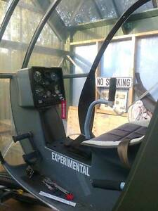 Mini 500 single seat helicopter Croydon Maroondah Area Preview