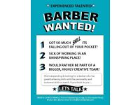 Rare Opportunity - Barber Required - At One Of Bristol's Best Barber Shops!