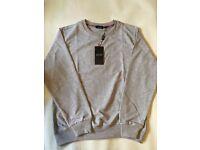 Armani Sweatshirt - Grey - S M L