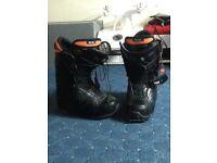Nitro Snowboard Boots size 8