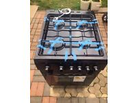 Gas cooker brand new never used small for my kitchen Key Features Main gas Standard 4 burner