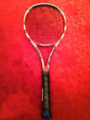 New Babolat Pure STORM GT 98 head 10.4oz 4 3/8 grip Tennis Racquet, used for sale  USA