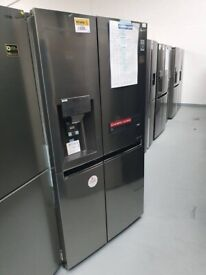 LG American Fridge Freezer *Ex-Display* (12 Month Warranty)