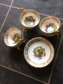 Springfield Bone China Tea Set