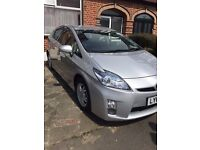 Toyota Prius 60 plate (11 Reg) with PCO/Uber ready for sale for £7995