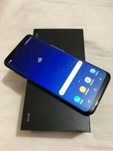 Samsung Galaxy S8 Black 64GB AS NEW Condition