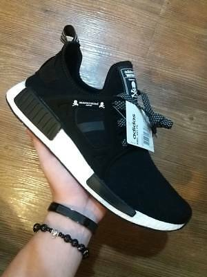 NMD XR1 Mastermind Japan Black White New with Box Size-8-11-PERFECT GIFT