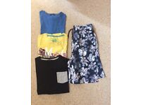 Bundle of boys clothes age 10-11 years old