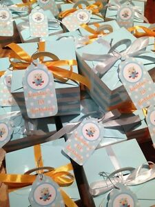 Personalised Favours and Bonnieres by Dolly Lolly Bar Spring Farm Camden Area Preview