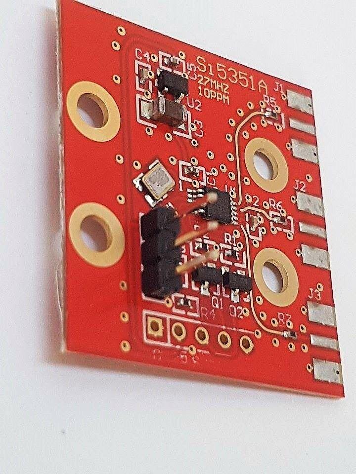 Прибор для радиолюбителя Si5351 A CLOCK GENERATOR for