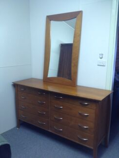 Dresser and mirror Falls Creek Shoalhaven Area Preview