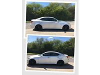 lexus is250 f sport fully loaded 2010 full dealer history/stamps 2 owners