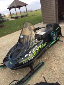1990 Arctic Cat El Tigre 583cc liquid cooled