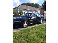 Vauxhall vectra 2 litre automatic w reg