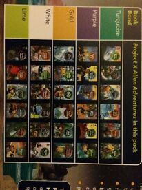 Oxford Reading Tree - Project X Code Book Set