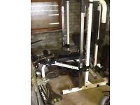 Body solid smith machine/multi gym