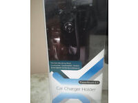 Car Charger & Holder Capdase