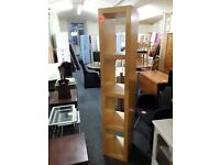 Slim solid wood storage cube Copley Mill LOW COST MOVES 2nd Hand Furniture STALYBRIDGE SK15 3DN