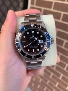 Rolex Submariner 16610 (MINT condition) RSC serviced 2020 and fullset