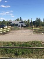 Custom farm fencing.  ( Done Right Custom Fencing )