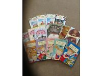 Lovely 15 piece book bundle, suited to 6-8yr old girls, immaculate