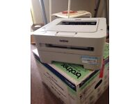 Laser Printer- Brother HL-2130 with box -collection or delivery