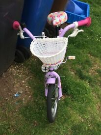 Cherry lane 16inch bike