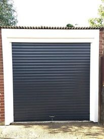 Garage doors supply and fit from £799
