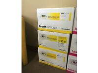 Envisage laser cartridges (yellow)