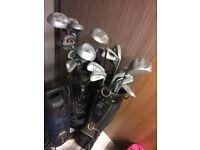 Golf Clubs - £10 per bag