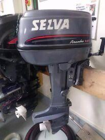Selva 9hp Outboard 4 stroke