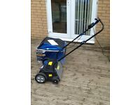 Lawn Scarifier and Raker