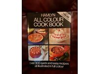 Recipy book- HAMLYN All Colour Cook Book Over 300 QUICK AND EASY RECIPES